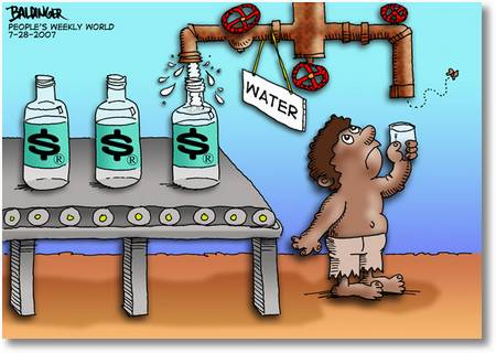 privatization of water supply